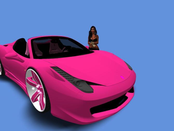 jayde pink car_001